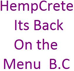 HempCrete its B.C on the Menu WP_Albert_Guadan ΆΔΏ≠ς Rome
